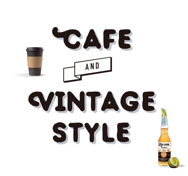 Cafe and Vintage