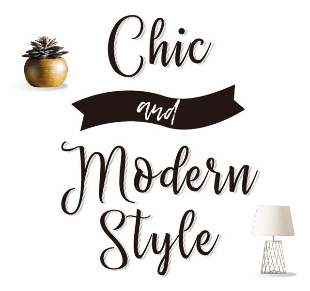 Chic and Modern