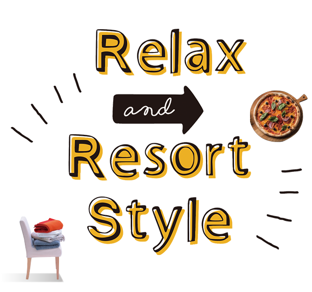 Relax and Resort